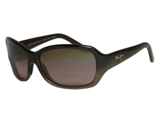Maui Jim Pearl City RS214-01A Chocolate Fade Polarized Sunglasses