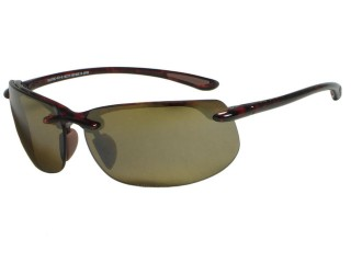 Maui Jim Banyans H412-10 Tortoise Polarized Sunglasses