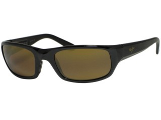Maui Jim Stingray H103-02 Gloss Black Polarized Sunglasses