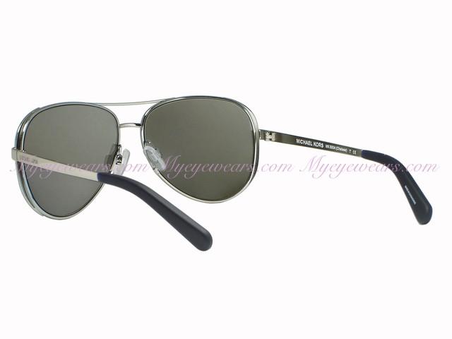 46a29cc70232 Michael Kors-Michael Kors MK5004 Chelsea 1015/45 Navy Silver ...