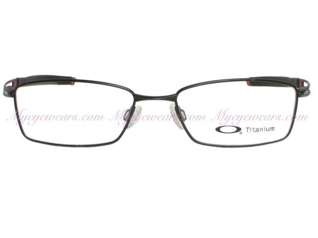 03b8fd50f192c Oakley-Oakley Coin OX5071-01 Satin Black Eyeglasses- - Online Sale ...