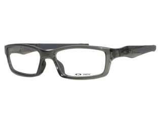 Oakley Crosslink OX8027-0253 Gray Smoke Eyeglasses