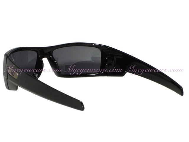03d72cb754470 ... new zealand oakley gascan oo03 471 polished black sunglasses 9dac5 7093e