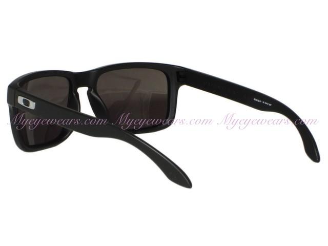 Oakley-Oakley Holbrook OO9102-01 Matte Black Sunglasses- - Online ... bac6caf63f