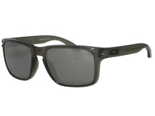 Oakley Holbrook OO9102-24 Gray Smoke Sunglasses