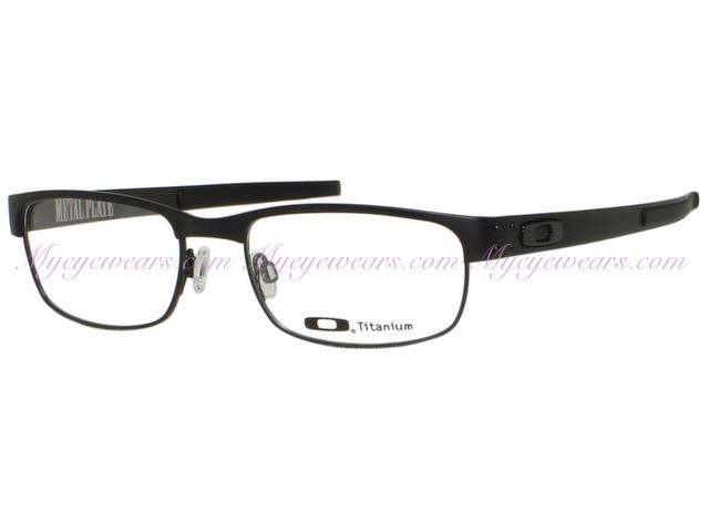 6d0f04960270 Oakley-Oakley Metal Plate OX5038-0555 Matte Black 55mm- - Online ...