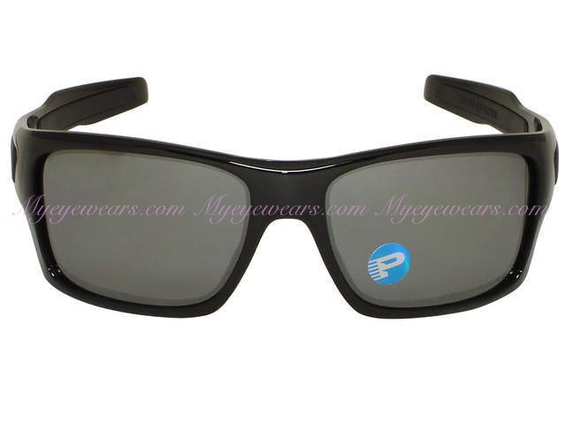 8f95f47f3 Oakley-Oakley Turbine OO 9263-08 Black Iridium Polarized Sunglasses ...