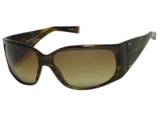 Oliver Peoples SIDOOS Brown Stripe Polarized Sunglasses