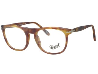 Persol PO2996v Eyeglasses 956 Matte Brown 50, 52mm