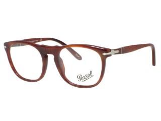 Persol PO2996v Eyeglasses 957 Brown 52MM