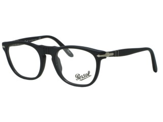 Persol PO2996v Eyeglasses 900 Matte Black 50mm