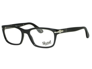 Persol PO3012v Eyeglasses 95 Shiny Black