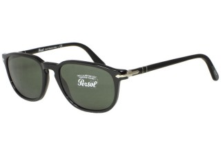 Persol PO3019s Sunglasses 95/31 Black