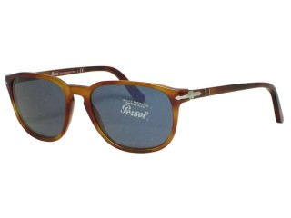 Persol PO3019s Sunglasses 96/56 Light Havana
