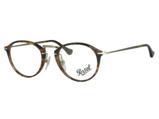 Persol PO3046v Reflex Edition 108 Light Havana