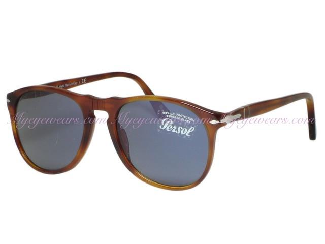 32b3d474e3 Persol-Persol PO9649s Sunglasses 96 56 Terra Di Siena- - Online Sale ...
