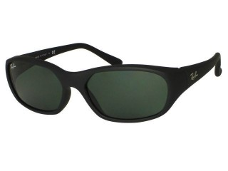 Ray Ban RB2016 Daddy-O W2578 Matte Black Sunglasses