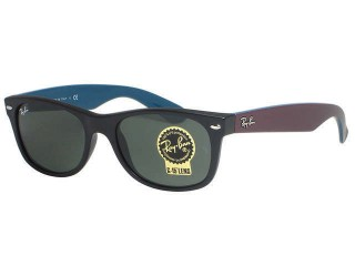 Ray Ban RB2132 New Wayfarer 6182 Matte Black