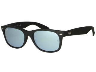 Ray Ban RB2132 New Wayfarer 622/30 Silver Mirror