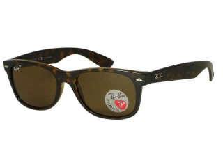 Ray Ban RB2132 New Wayfarer 902/57 Polarized