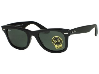Ray Ban RB2140 Original Wayfarer 901 Black Sunglasses
