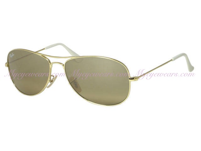 Ray Ban-Ray Ban RB3362 Cockpit 001 3K Gold 59mm- - Online Sale shop ... f5578da317
