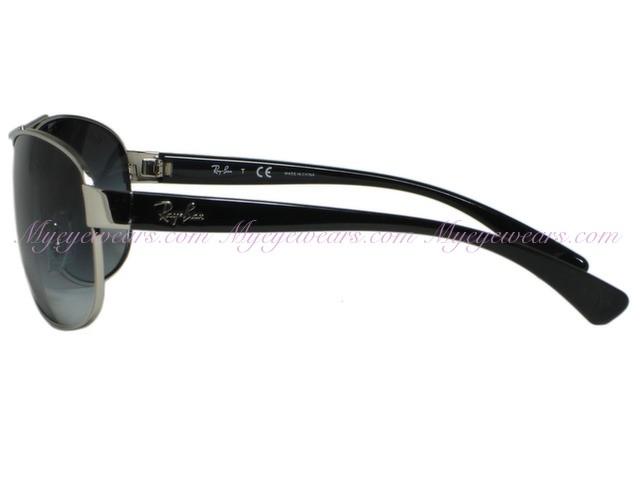 1609f1b734 Ray Ban-Ray Ban RB3386 Aviator 003 8G Siver Sunglasses- - Online ...