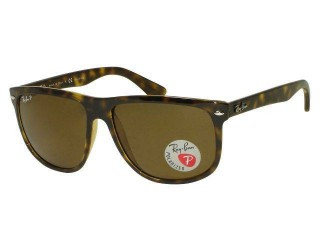 f3a4adaa25b7 Ray Ban-Ray Ban RB4147 710 57 Light Havana Polarized Sunglasses ...