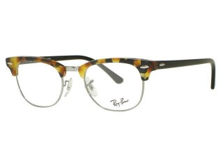 Ray Ban RX5154 Clubmaster 5491 Black Havana 49mm