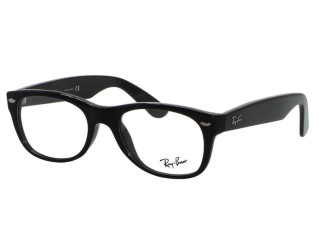 Ray Ban RX5184 New Wayfarer 2000 Black