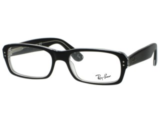 Ray Ban RX5223 Black Transparent (2034) Eyeglasses