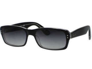Ray Ban RB5223 Black Transparent Sunglasses Plastic Frame 2034