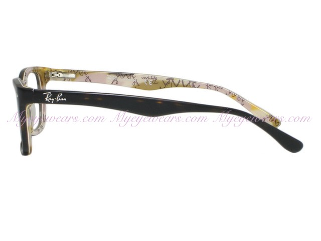 fcccf5a38 Ray Ban-Ray Ban RX5228 5409 Matte Havana On Texture- - Online Sale ...