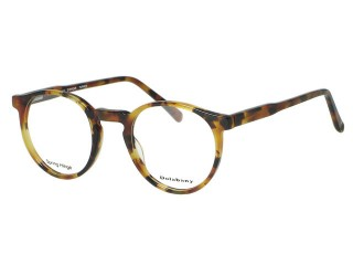 Vintage Style TURNER Honey Demi Plastic eyeglasses