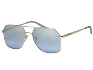 Sferoflex 2220 Silver/Gold  (131) Vintage Style Custom Sunglasses