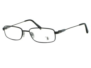Tods TO5005 5005 002 Matte Black Eyeglasses