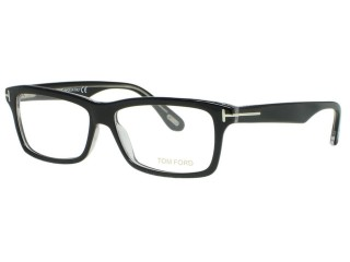Tom Ford Eyewear TF5146 003 Black Crystal Eyeglasses