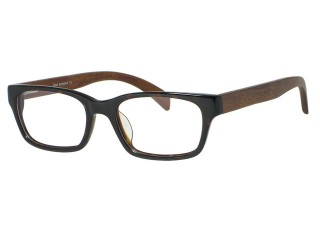 Genuine Wood Tony Morgan 3153 Tortoise Vintage style Eyeglasses