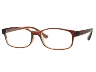 Trend 119 Brown Made in Korea Quality Eyeglasses
