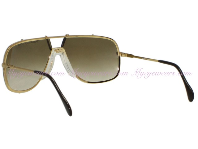 db43f9e4e2b Cazal-Genuine Cazal 902 Legends 97 Gold Targa Design Sunglasses ...