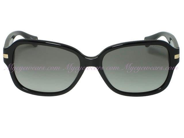 49d69fb4053 Coach-Coach HC8105 Amber 5226 11 Black Sunglasses- - Online Sale ...