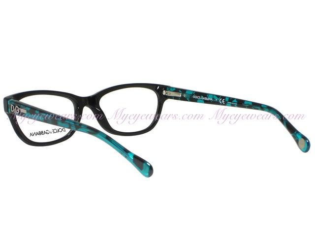 76838f297e Dolce   Gabbana-D G Eyewear DD 1205 Dolce Gabbana 1826 Black ...