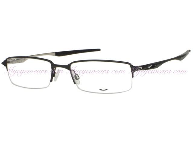 fc24660e7b Oakley-Oakley Halfshock OX3119-0155 Satin Black Eyeglasses- - Online ...