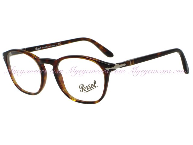 67cdc84cce Persol-Persol PO3007v Eyeglasses 24 Havana 48