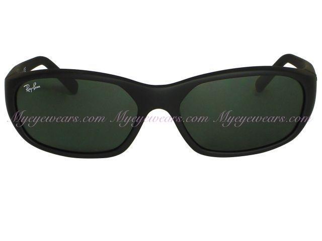 0cda0eaf757 Ray Ban-Ray Ban RB2016 Daddy-O W2578 Matte Black Sunglasses ...