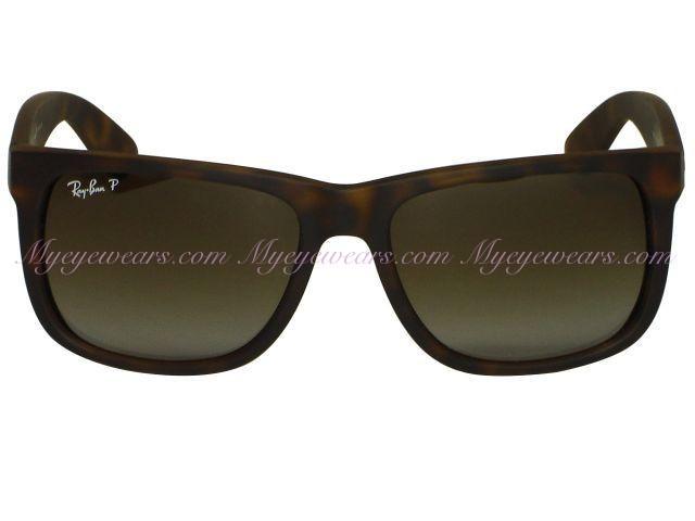 00c2f8200e Ray Ban-Ray Ban RB4165 Justin 865 T5 Havana Polarized- - Online Sale ...