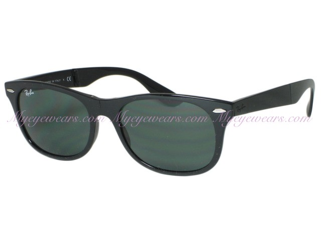 f29cf061a4 Ray Ban-Ray Ban RB4223 Folding Liteforce 601 Black Sunglasses ...