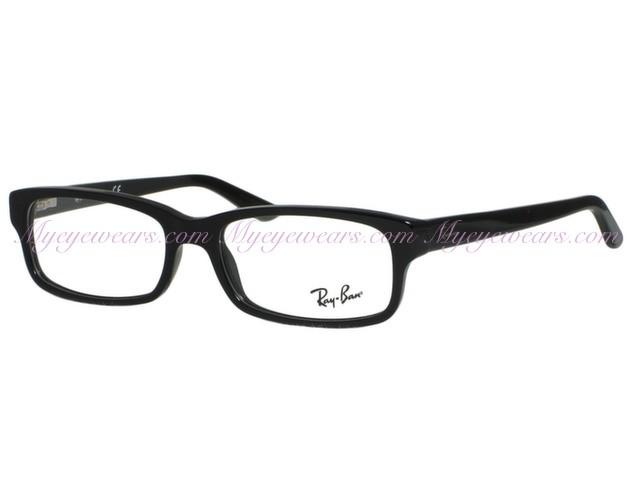 b8caae0ed26 Ray Ban-Ray Ban RX5187 2000 Black Eyeglasses- - Online Sale shop at ...