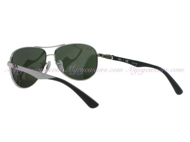 18a08d723a2 Ray Ban-Ray Ban RB8313 Carbon Fibre 003 40 Silver- - Online Sale ...