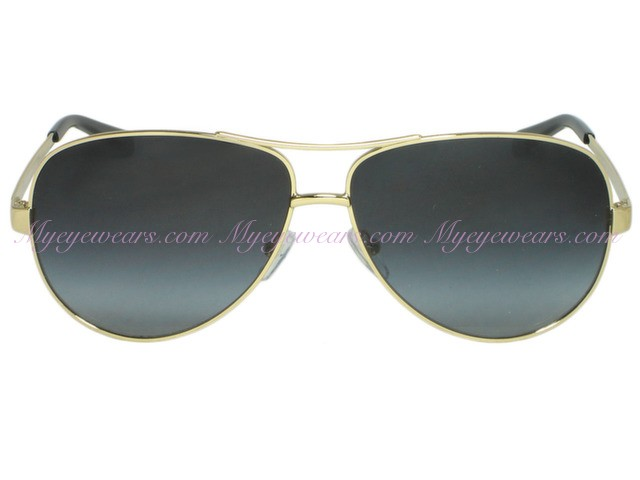 183cdc8186b53 Tory Burch-Tory Burch TY6035 Gold Black 3020 11 T-Print Aviator ...
